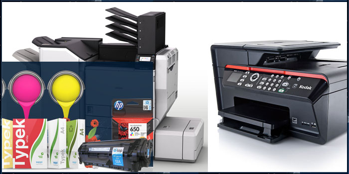 Printers and Consumables