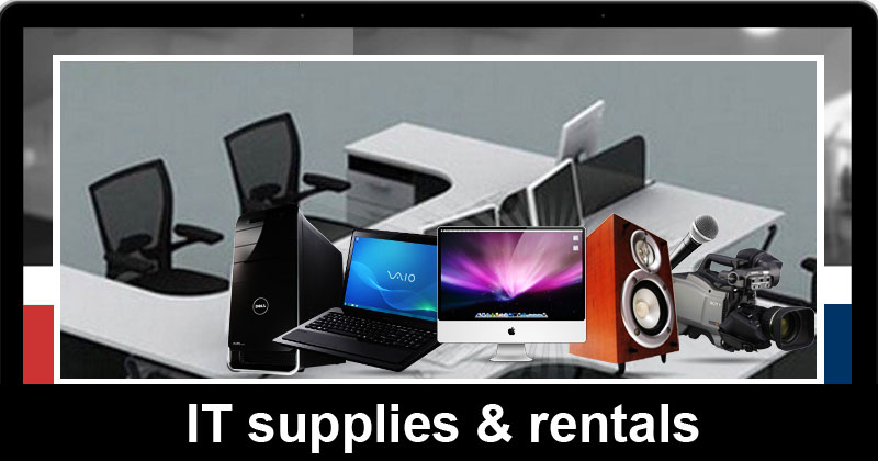 IT SUPPLIES & RENTALS