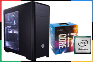 KABY LAKE GAMING PC