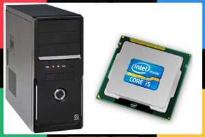 SANDY CORE i5 PC