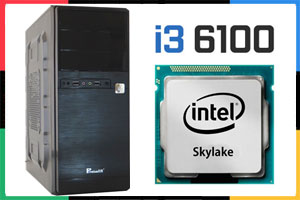 Skylake core i3 PC