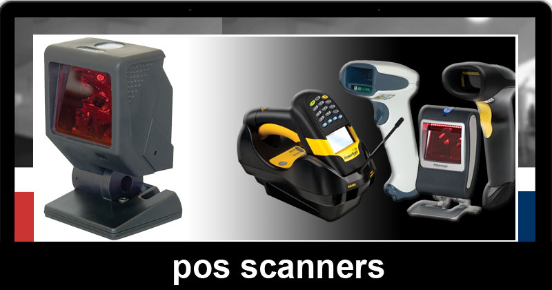 POS SCANNERS